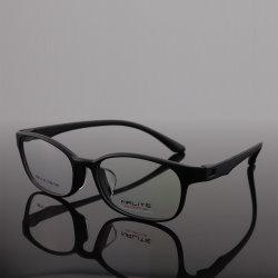 Meilleure qualité de la mode Couleur transparente unisexe Lunettes optiques Tr souple des lunettes de sport les trames