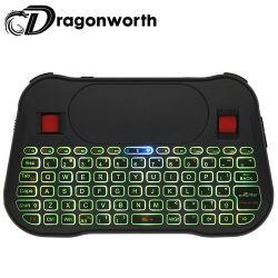 [بندوو] [نو تب] تجاريّة [ت18] [2.4غز] [رف] فأرة عجلة لاسلكيّة مصغّرة [كمبو] لوحة مفاتيح [تووشبد] لوحة مفاتيح محدّد بعيد