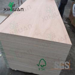 Bestes Großhandelsfurnierholz des Preis-25mm Okoume für Behälter-Bodenbelag