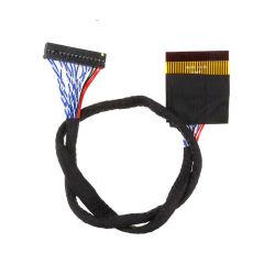 30broche 2CH CPF 8 bits à DuPont LVDS Câble de la carte du pilote LCD
