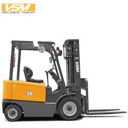 Vsm Fb 1.5t 2t 2.5t 3t 3.5t четыре колеса электрического заряда аккумулятора погрузчика