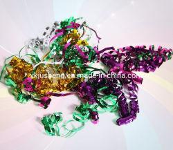Mejor calidad de la lámina Biodegradable confeti Streamer