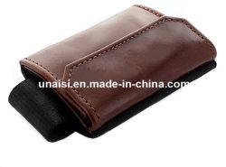 Clipe de dinheiro Slim minimalista Alterar moeda na bolsa o titular do cartão elástica