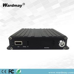 4CH 1080P Coche/bus/Camión vehículo de seguridad vigilancia Mdvr GPS Soporte