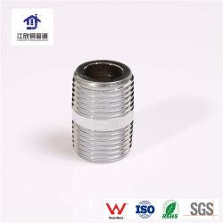 真鍮の洗面器の給水の管付属品のためのクロムめっきにされたナット