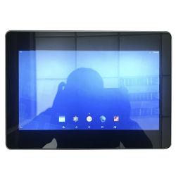 IP65 10 pouces écran tactile Android NFC industriel/Scanner de code QR de tablette pour solution de livraison de colis sans surveillance