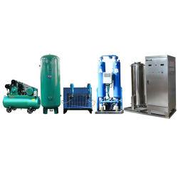 La producción de ozono seria el dispositivo para el procesamiento de gas de escape de vapor de ácido
