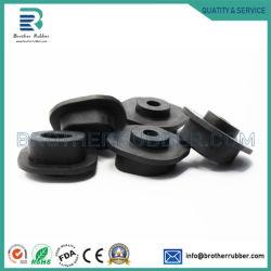 Gevormde Delen van uitstekende kwaliteit van de Delen van het Silicone EPDM van het Neopreen van de Douane de Rubber