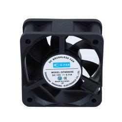 D-Fan 50mm 5025 DC axiale d'échappement de haute qualité pour l'ordinateur de la CPU du ventilateur de refroidissement