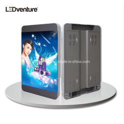 High Brightness Outdoor Pole LED-scherm Reclame