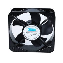 Hohe Leistung großer Cfm industrieller Ventilator Gleichstrom-Absaugventilator des Fabrik-Zubehör-200X200X60