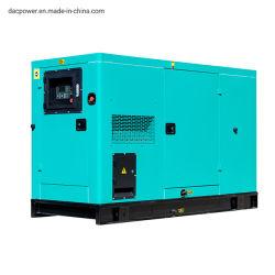 Diesel van het Type 10kw/12.5kVA van Prijs van de fabriek Draagbare Geluiddichte Generator