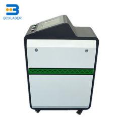 50W em metal Industrial máquina de limpeza/ Limpador Laser /Rust Extracção Preço da Máquina Laser/removedor de tinta/Rust Remoção da Máquina/Laser máquina de limpeza do molde do Pneu