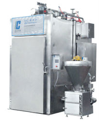 Attrezzatura Per Smokehouse Food Smoking Machine Smoker Elettrico