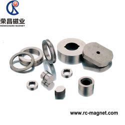 極度の強い顧客用軸方向に磁化されたアルニコのリング磁石