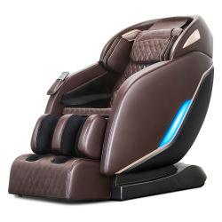 Mejor SL vía eléctrica Silla de masaje Shiatsu de cuerpo completo de reclinador de Gravedad Cero