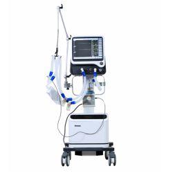 مستشفى المركز الدولي للتهوية في مستشفى نيكو التنفس جهاز التنفس الطبي المنتج مستشفى المعدات جهاز تهوية من الطراز العالي