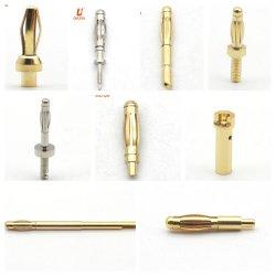 RCのための高品質の習慣0.8mm 1mm 1.5mm 2.0mm 2.5mm 3.0mm 3.5mm 4.0mm 4.5mm 5.0mm 5.5mm 6.0mm 6.5mm 8mmのバナナプラグのコネクター