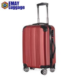 De moderne Zak van het Karretje van de Bagage ABS+PC van het Ontwerp dragen-op de Reeks van de Koffer van de Bagage