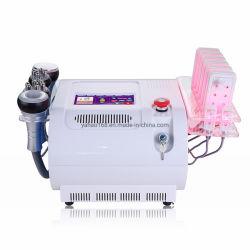 Corpo che dimagrisce la macchina di rafforzamento di dimagramento ultrasonica di cavitazione del laser di Lipo
