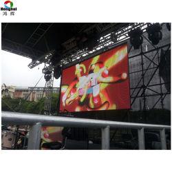 P8 LED-scherm voor buiten, Videowall voor propagandabord