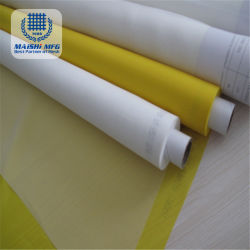 Het Netwerk van de Druk van de Serigrafie van de polyester voor Textiel