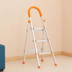 Pliage en aluminium Escabeau pliable Échelle télescopique Ladder