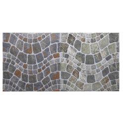 [نون-سليب] حجارة نظرة [فلوور تيل] ريفيّ خزفيّة لأنّ زخرفة خارجيّة