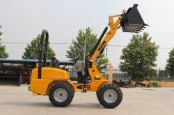Haiqin nuevo fuerte pequeña cargadora de ruedas (HQ180) con motor Yanmar