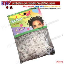 Elásticos Elásticos trenzas pequeñas bandas Secador de decoración niños pelo Accesorios (P1073)