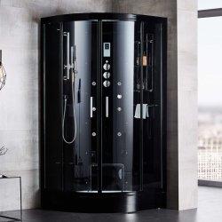 Articoli sanitari della stanza da bagno dell'Europa una stanza di sauna della persona