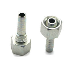Métrica de alta calidad de las mujeres de 60 piezas de accesorios de tubería hidráulica de cono 20611