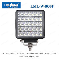 Новые Lmusonu 4,3-дюймовый 4X4 Auto Car погрузчик 4030f 45 Вт прожекторы на крыше квадратных Offroad светодиодный индикатор рабочего освещения рабочей лампы с оригинальными Osram LED Chip