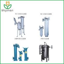Sac de plastique filtre complet Machine, usine de filtration de liquides purifie