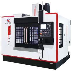 Centre d'usinage CNC machines outils Machines de transformation fraiseuse à commande numérique (VMC850)