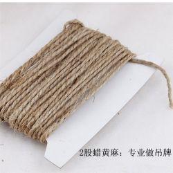 Preparação de vendas diretas fábrica Multi-Standard Cor de Cordas de cânhamo