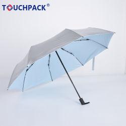 Les bougies de parapluie de conception avec le logo de l'impression
