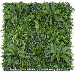 Искусственные IVY выращенного хеджирования зеленый вертикальной стенки сад для внутренней наружной ландшафт дизайн производителя