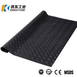 Высокое качество переработки черного цвета лист резины с заводская цена