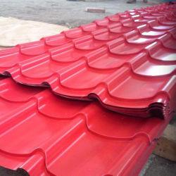 Papelão ondulado de alumínio, telhas de alumínio ondulado, deck de Metal Roof