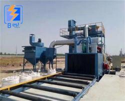 Träger-Schuss-Sandstrahlgerät der China-Stahlplatten-Zelle-H