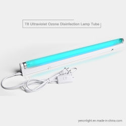 T8 UVC Esterilizador de tubo de luz LED de luz de desinfección Ultravioleta