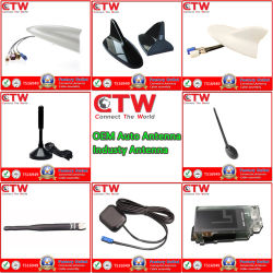 L'antenne GSM, voiture antenne, antenne GPS, antenne WiFi 2G/3G Antenne industrielle