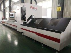 1000W 2000W 3000Wのファイバーレーザーによる高精度の最高速度の管または管の打抜き機