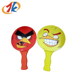 Giocattoli di plastica di Pingpong del giocattolo della pala di sport dei capretti mini per la promozione