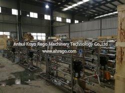 6000L/H RO 시스템 용수 처리 정수기 라인