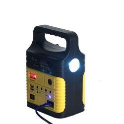 9W 12W 15W Солнечная система аварийного освещения комплект с 3 лампами FM-радио