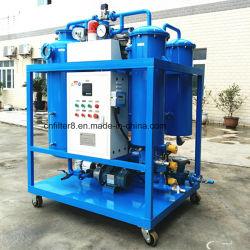 Sterke Demulsification Turbine Olie Marine Smeerolie Filtratie Machine (Ty-30)