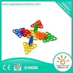 Intellectual Building Brick Toy In Snow Shape Met Ce/Ios Certificaat