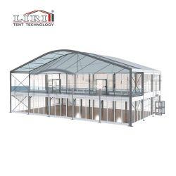 Prefabricados, arco grande dos pisos piso sala VIP La construcción de la carpa para evento deportivo